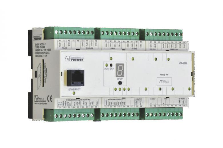 Foxtrot CP-1000 PLC